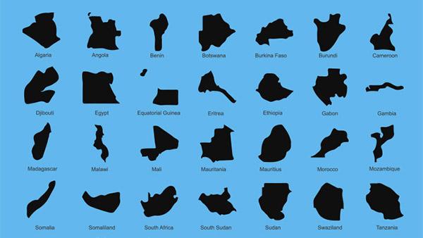 иконки стран: